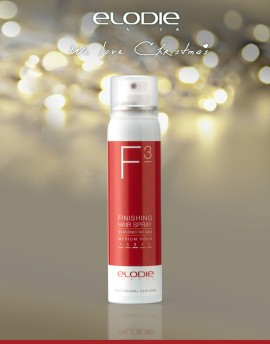 F3 Finishing Hair Spray CHRISTMAS TIME - MEDIUM HOLD