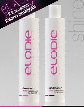 Shampoo Conditioner SHINE - 250 ml