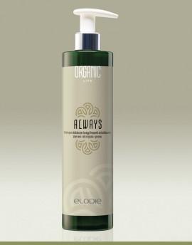 ALWAYS Shampoo delicato per lavaggi frequenti arricchito con aloe vera, olio di jojoba, geranio