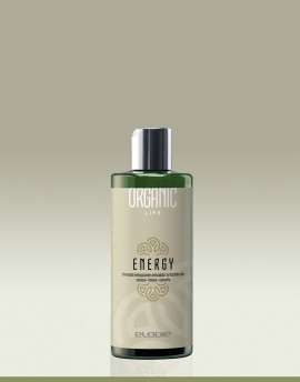 ENERGY Shampoo energizzante anticadute arricchito con oli di zenzero, limone e cannella