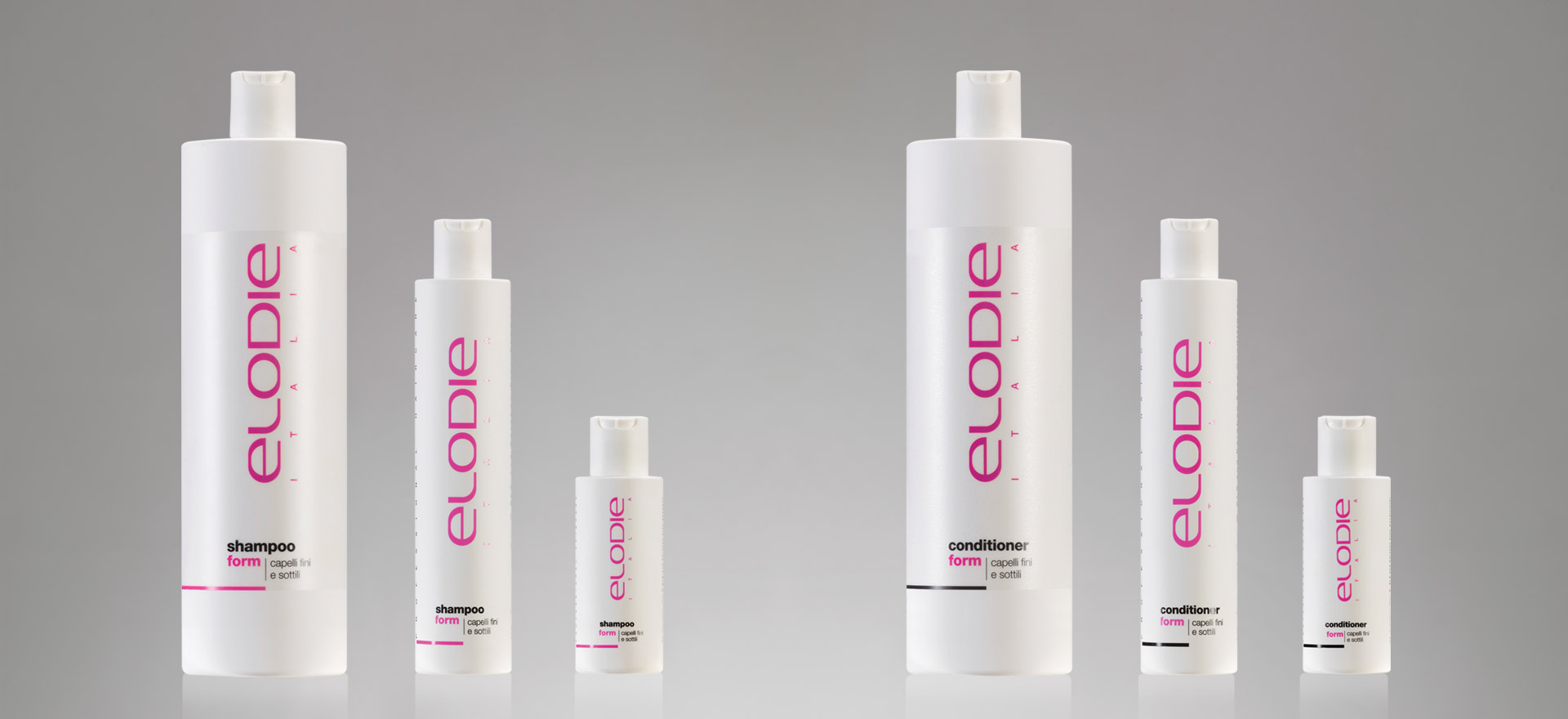 Linea Elodie Shampoo e Conditioner FORM
