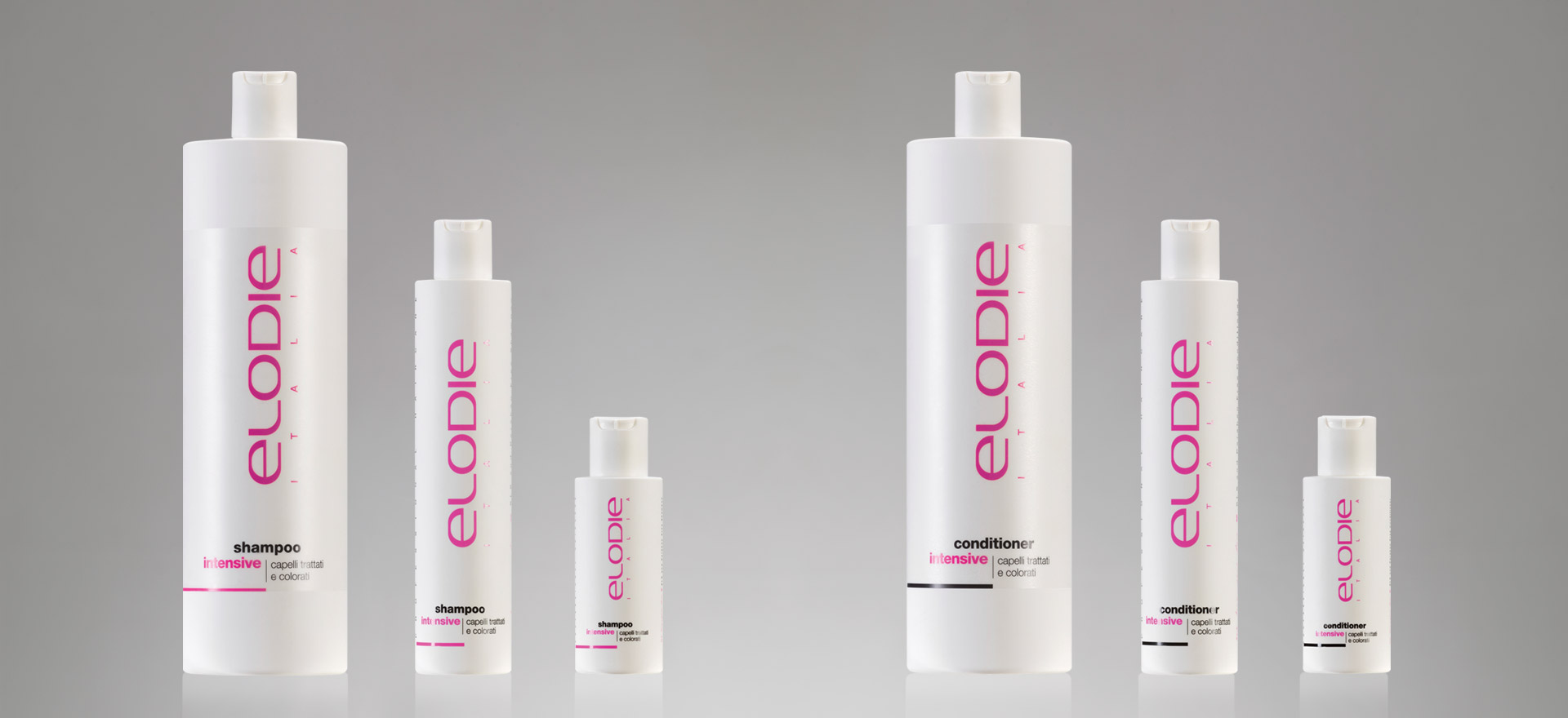 Linea Elodie Shampoo e Conditioner INTENSIVE